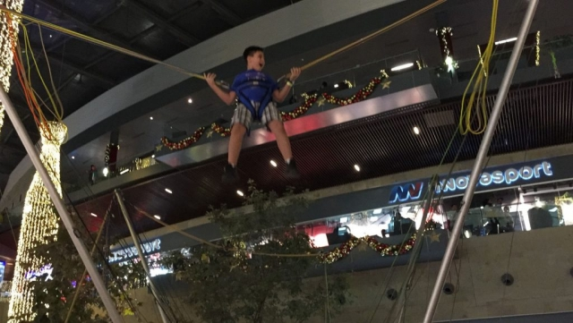 Paseo La Fe (Mall), Monterrey, Mexico