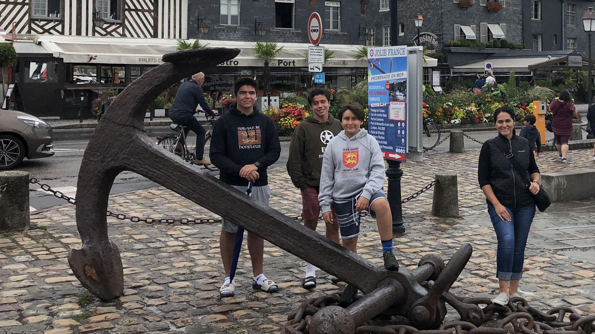 Honfleur, France 2018 Tamas
