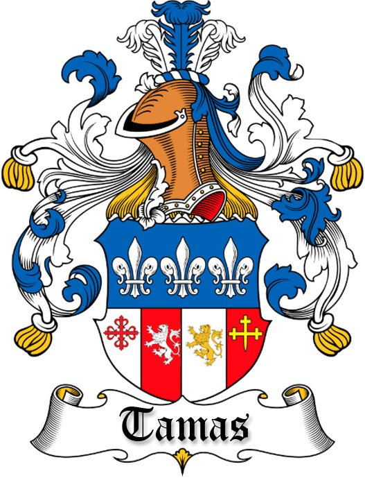 Tamas Coat of Arms